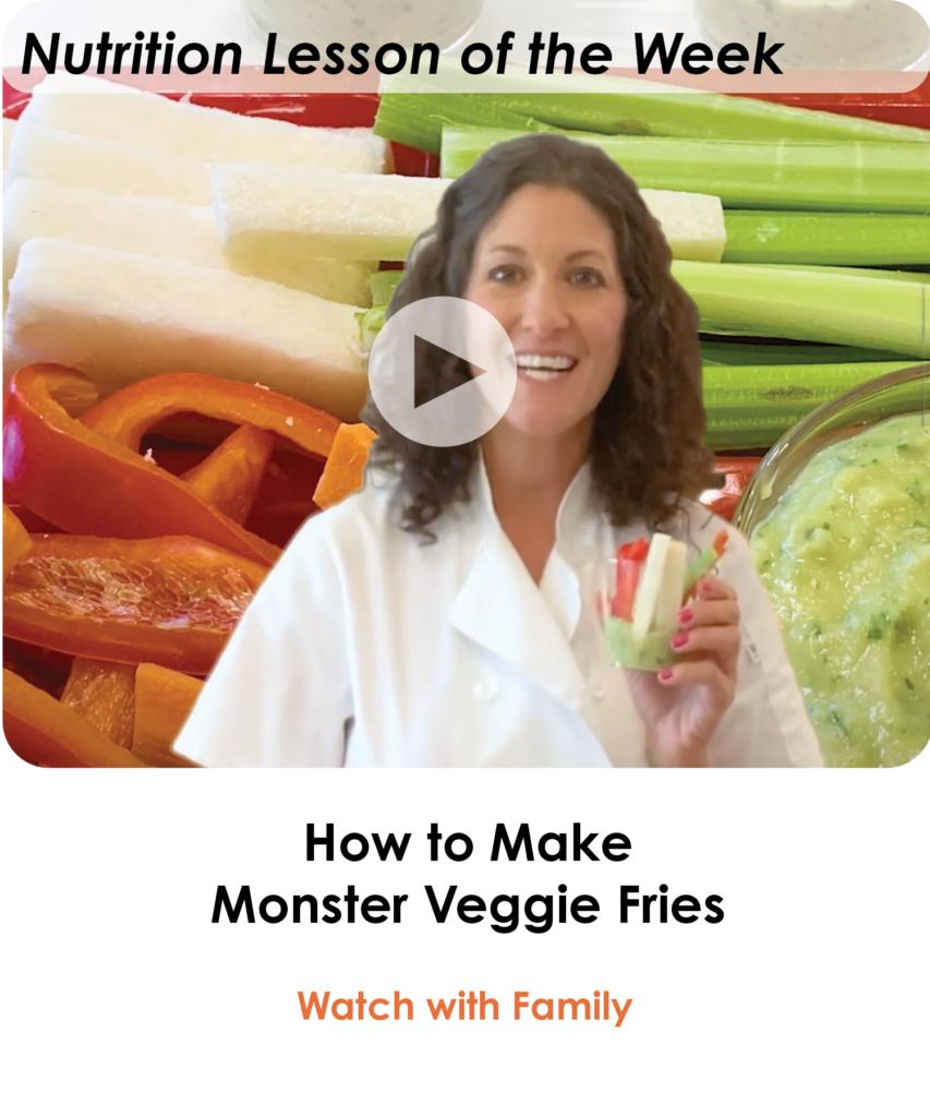 Monster-Veggie-Fries