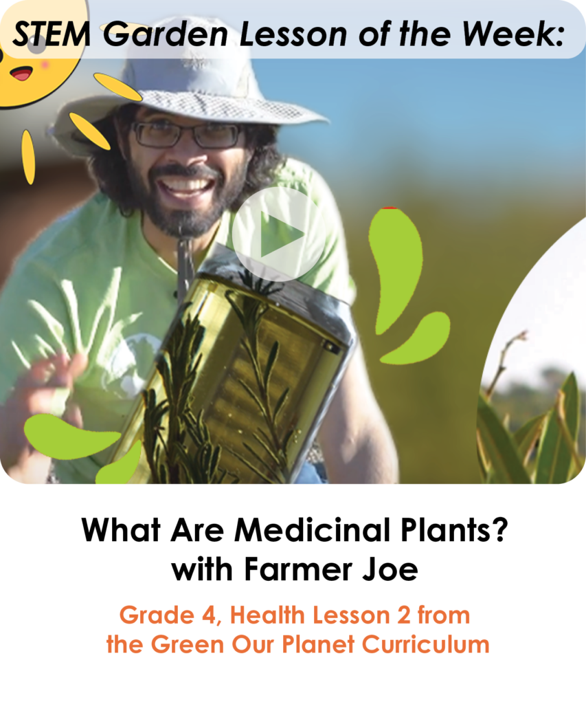 4.2 What Are Medicinal Plants with Farmer Joe - NEWSLETTER (1)
