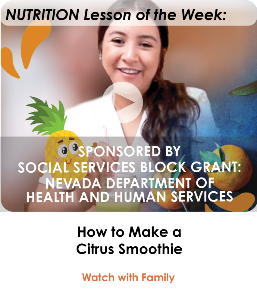 How to Make a Citrus Smoothie - NEWSLETTER (2)