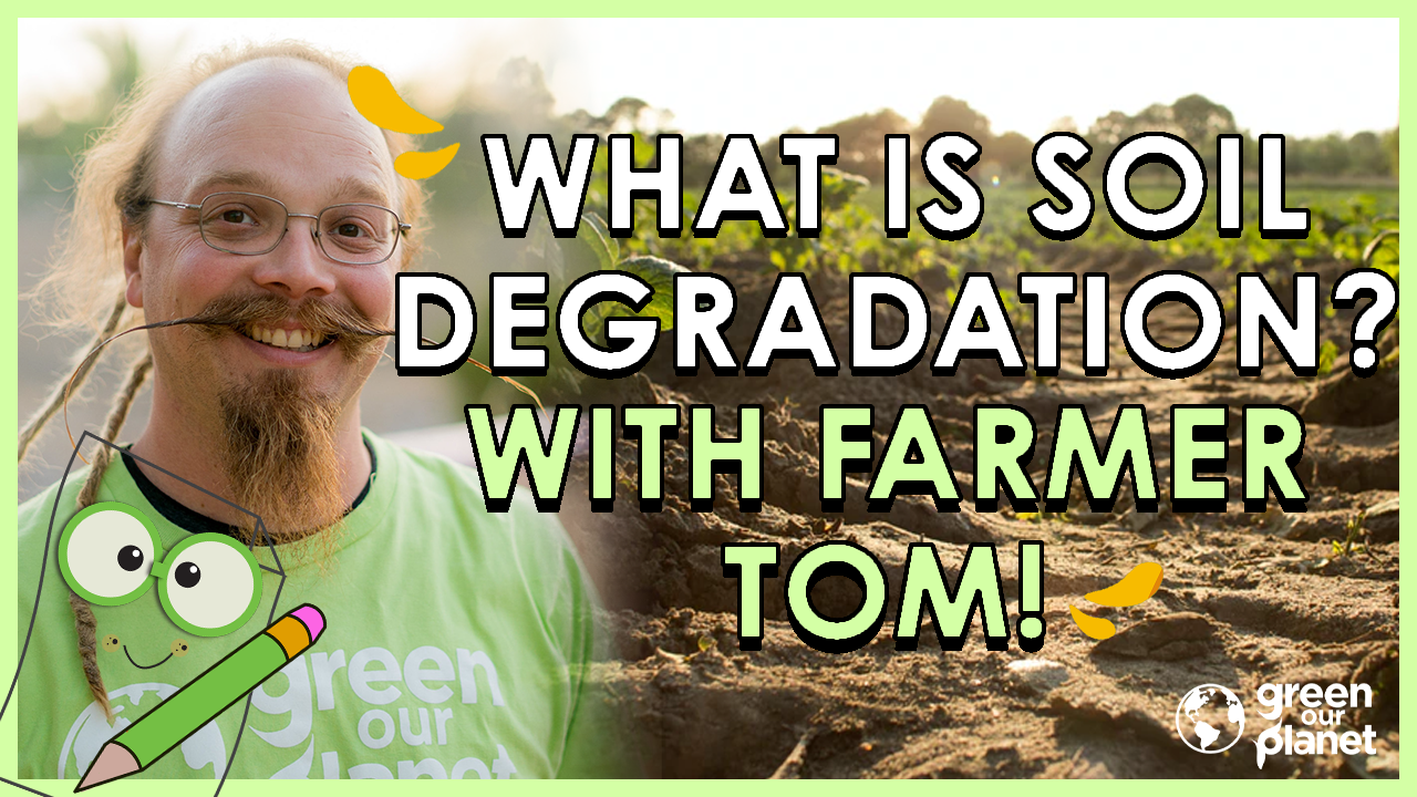 What is Soil Degradation with Farmer Tom